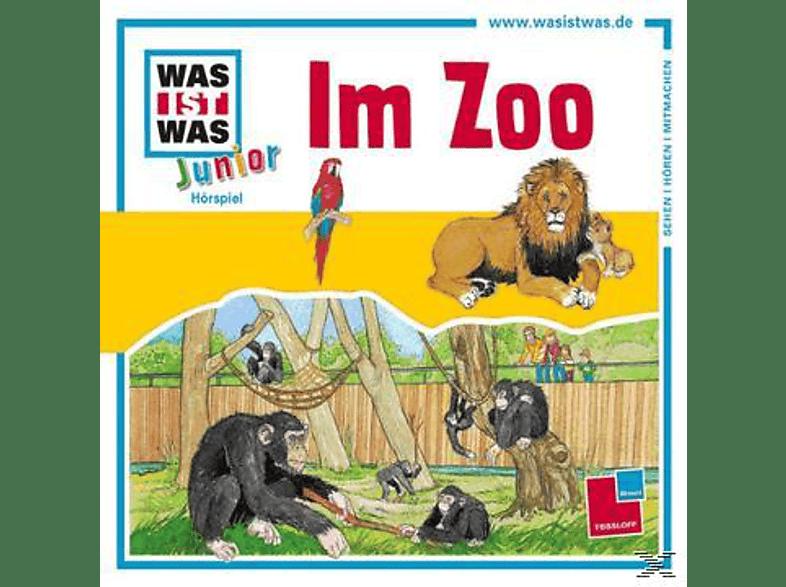 WAS IST WAS? Junior: Im Zoo - (CD)