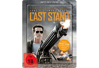 The Last Stand (Limited Uncut Steelbook Edition, SATURN Exklusiv) Blu-ray