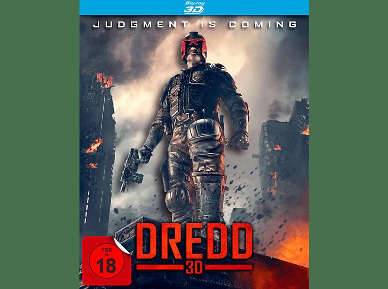 Dredd (3D) [3D Blu-ray]