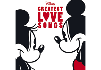 VARIOUS - Disney S Greatest Love Songs  - (CD EXTRA/Enhanced)