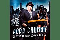 Popa Chubby - Universal Breakdown Blues [CD]