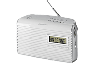 GRUNDIG Music 61 Tragbares Radio (UKW, Weiß)