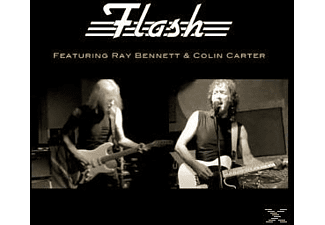 Flash - Feat. Ray Bennett & Colin Carter  - (CD)