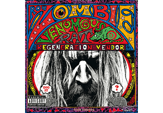 Rob Zombie - VENEMOUS RAT REGENERATION VENDOR [CD]