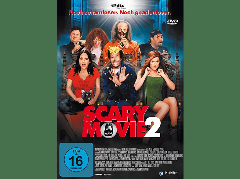 Scary Movie 2 [DVD]