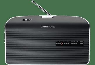 GRUNDIG Music 60 Tragbares Radio, Analog, Grau