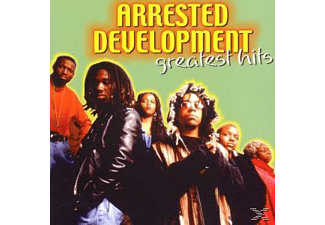 Arrested Development - Greatest Hits  - (CD)