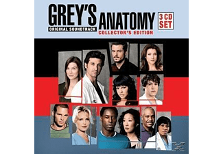 VARIOUS - Greys Anatomy 3 Cd Box Set  - (CD)