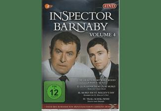 Inspector Barnaby - Volume 4 DVD