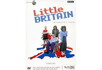 Little Britain - Staffel 1 DVD