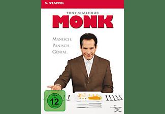 Monk - Staffel 5 DVD