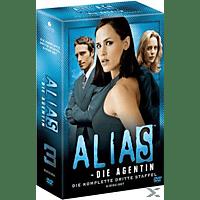 Alias - Die Agentin - Staffel 3 [DVD]