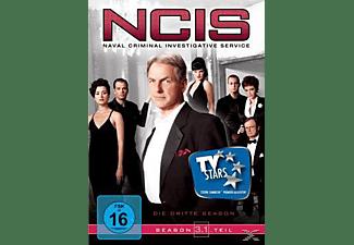 Navy CIS - Staffel 3.1 DVD