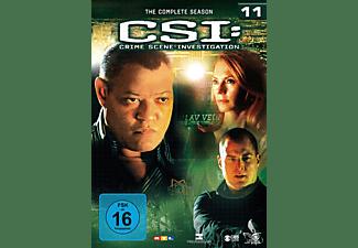 CSI: Crime Scene Investigation - Staffel 11 DVD