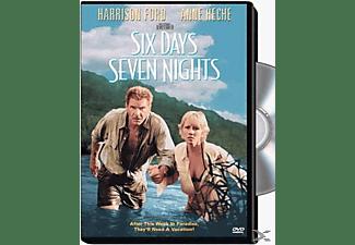 Sechs Tage, sieben Nächte DVD