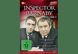 Inspector Barnaby - Volume 5 DVD