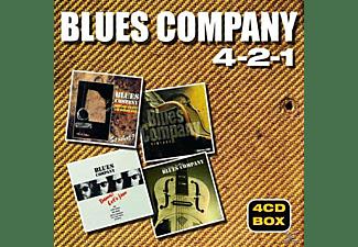 Blues Company - 4-2-1  - (CD)