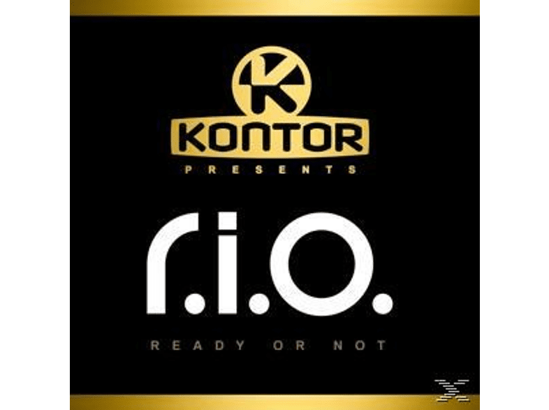 VARIOUS - Kontor Presents R.I.O. - Living In Stereo [CD]