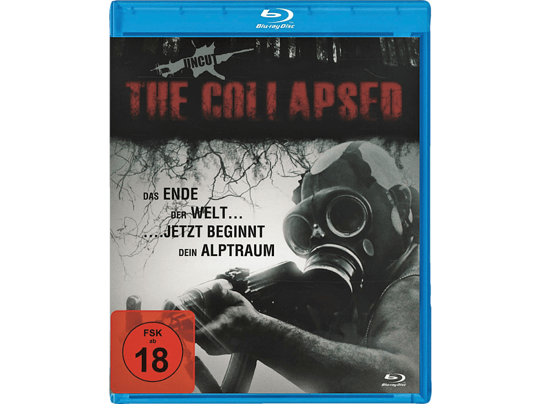 The Collapsed [Blu-ray]