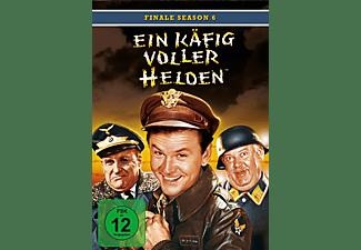 Ein Käfig voller Helden - Staffel 6 (finale Staffel) DVD