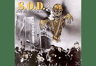 S.O.D. - Live At Budokan  - (CD)