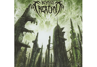 Beyond Creation - The Aura (Re-Release)  - (CD)