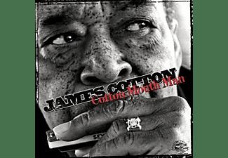 James Cotton - Cotton Mouth Man  - (CD)
