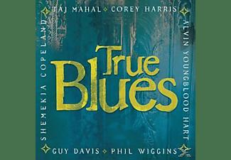 VARIOUS - True Blues  - (CD)