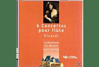 La Simphonie Du Marais - 6 concertos puor flute [CD]
