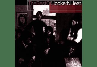 John Lee Hooker - THE BEST OF HOOKER N HEAT  - (CD)