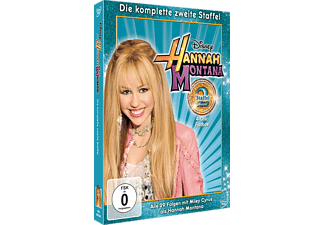 Hannah Montana - Staffel 2 DVD