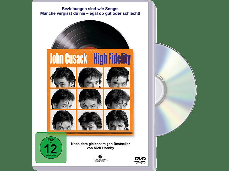 High Fidelity [DVD]