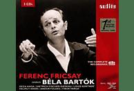Ferenc Riasso & Fricsay, F. Riasso & Fricsay - Ferenc Fricsay Dirigiert Bela Bartok [CD]