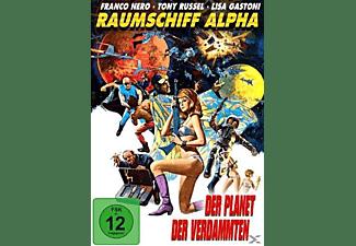 Raumschiff Alpha - Der Planet der Verdammten DVD