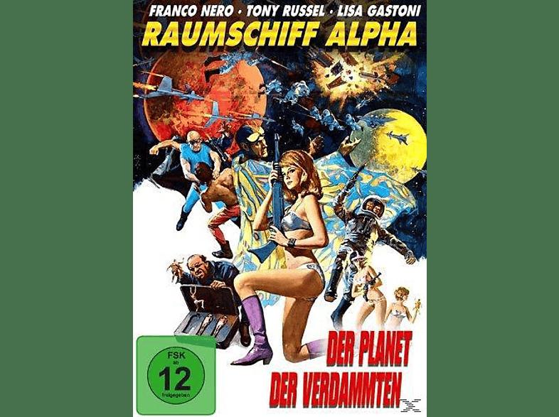 Raumschiff Alpha - Der Planet der Verdammten [DVD]