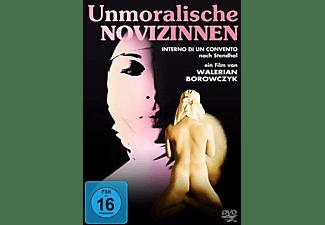 Unmoralische Novizinnen hinter Klostermauern DVD