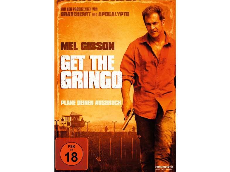 Get The Gringo [DVD]