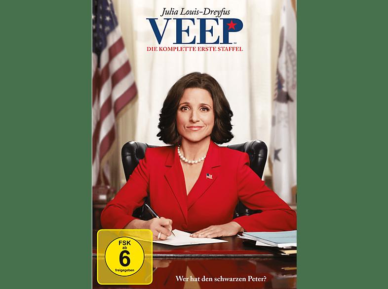 Veep - Staffel 1 [DVD]