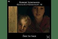 Eric Le Sage - Schumann: Klavierwerke Und Kammermusik Vol.XI [Doppel-CD] [CD]