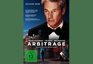 Arbitrage DVD