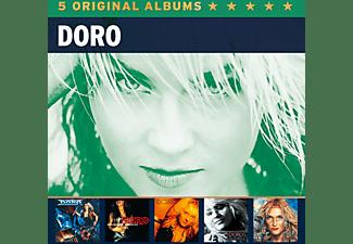 Doro - 5 Original Albums  - (CD)