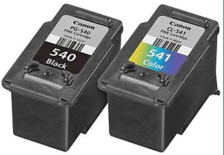 Pack de cartuchos - Canon PG-540/CL-541, negro y tricolor