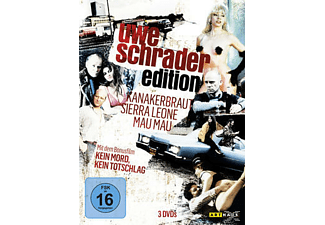 Uwe Schrader Edition DVD-Box - (DVD)