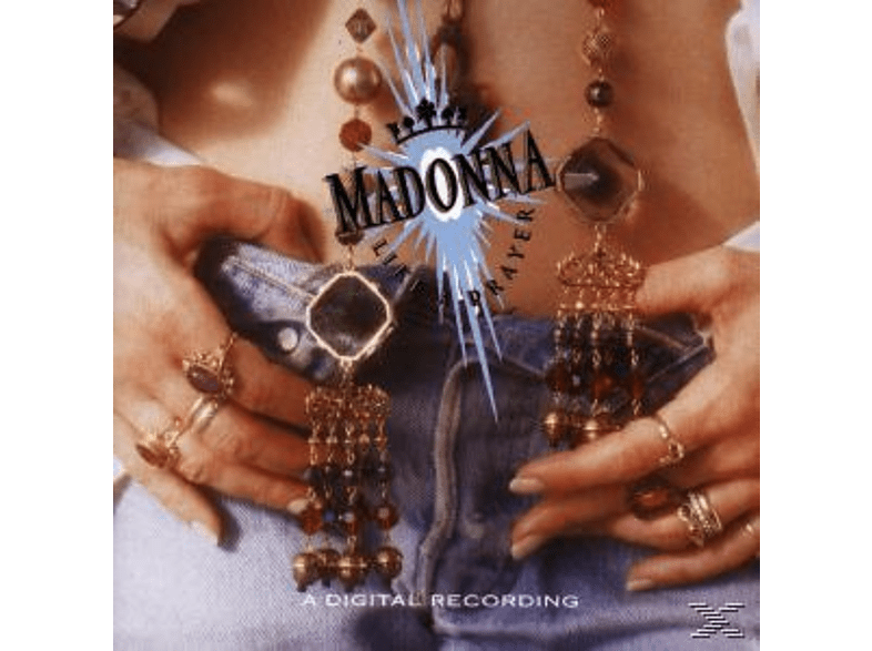 Madonna - Like A Prayer [CD]