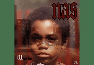 Nas - Illmatic  - (CD)