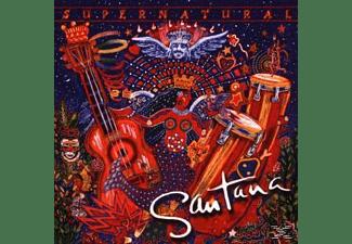 Carlos Santana - Supernatural  - (CD)