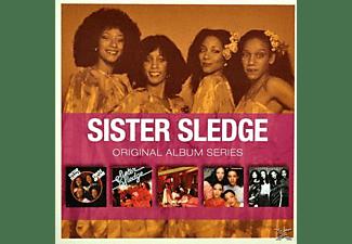 Sister Sledge - Original Album Series  - (CD)
