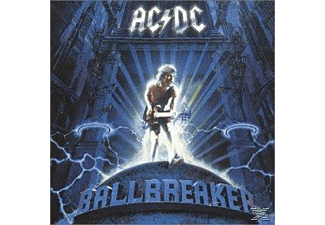AC/DC - BALLBREAKER  - (CD)