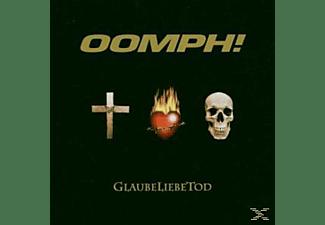 Oomph! - GLAUBELIEBETOD (ENHANCED)  - (CD EXTRA/Enhanced)