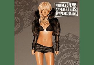 Britney Spears - GREATEST HITS - MY PREROGATIVE  - (CD)